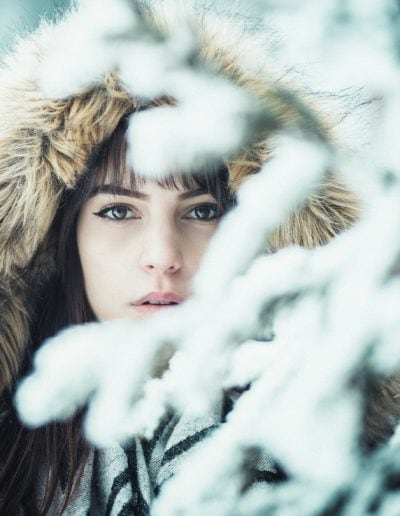 Portrait im Winter von michamachtfotos.de Michael Bartz Fotografie